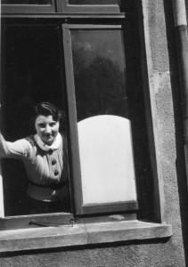 Lieselott Spitzer um 1937, Kontor Fa. S. Gröschler