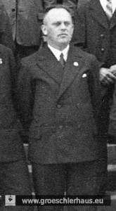 Bürgermeister Martin Folkerts (1936)