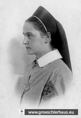 Helene Klüsener geb. Schwabe beging am 9. Februar 1945 vor ihrer Deportation nach Theresienstadt Selbstmord.