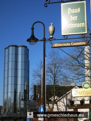 Bier & Bismarck, zwei Wahrzeichen Jevers