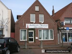 Kaakstr. 7: Das dem Schlachter Moritz Hoffmann gehörende Haus wurde im April 1944 enteignet und dem Reichsvermögen zugeschlagen.