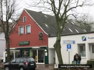 Mühlenstraße 4: Das dem Schlachter Bernhard Josephs gehörende Haus wurde im Mai 1940 an einen Kraftwagenunternehmer verkauft. (Foto von 2015)