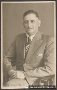 """Der Pächter und Besitzer des großen Landguts """"Horster Grashaus"""" Robert de Taube (1896 – 1982) auf einem Foto von 1935 (Stiftung Jüdisches Museum Berlin)"""