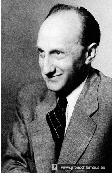 Der Arzt Dr. Fritz Steinfeld (1900 - 1950) nahm seine Schwester Änne 1944 in seinem Haus in Jerusalem auf. Er war ein enger Freund des Malers Felix Nussbaum (1904 Osnabrück - 1944 Auschwitz) und emigrierte 1934 nach Palästina.