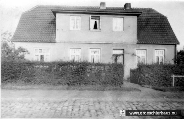In der Ziegelhofstraße 10, Cloppenburg, wohnte das Ehepaar Solmitz von 1934 bis 1937. Sammlung H. Warmhold