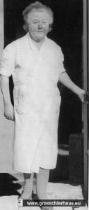 Meta Mamlok in einem Foto von 1963. Foto: H. Schinke