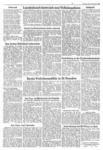 """Abb. 7: Pressenotiz """"Nordwest-Zeitung"""" vom 17. Februar 1950"""
