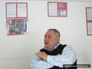 Christel Schwarz referiert am 8. März 2016 im GröschlerHaus über Sinti und Roma.