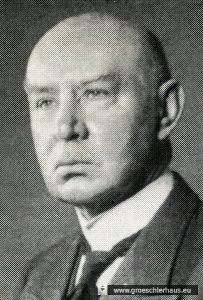 """Der Verleger des """"Jeverschen Wochenblatts"""" Enno Mettcker (1878 – 1946)"""