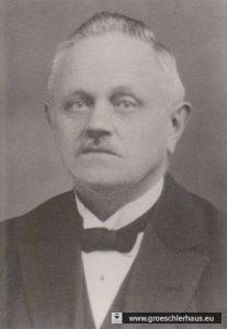 Wilhelm Albers, Aufnahme von ca. 1925